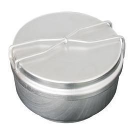 Tschechisches Kochgeschirr Aluminium 3-teilig Original gebraucht