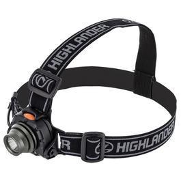 Kopflampe - Highlander Kopflampe Wave LED 110 Lumen schwarz