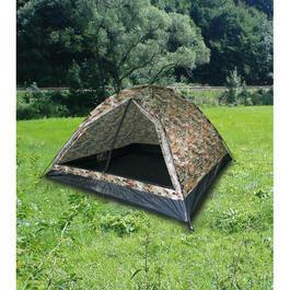 Mil-Tec Zelt für 3 Personen Iglu Standard multitarn