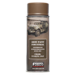 Fosco Spr�hfarbe Army Paint US Olive 400 ml