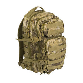 Mil-Tec Rucksack US Assault Pack small 20L Mandra tan