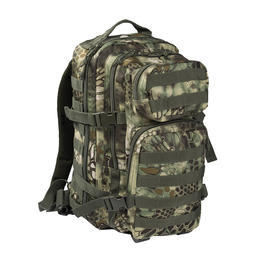 Mil-Tec Rucksack US Assault Pack small 20L Mandra wood