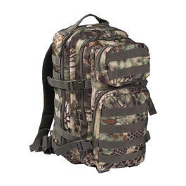 Mil-Tec Rucksack US Assault Pack I 20 Liter mandra wood
