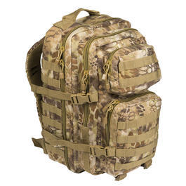 Mil-Tec Rucksack US Assault Pack large 36L Mandra tan