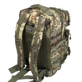 Mil-Tec Rucksack US Assault Pack II 36 Liter mandra wood