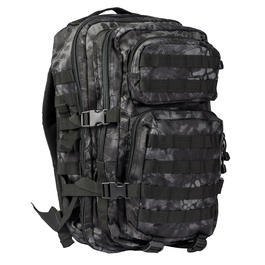 Mil-Tec Rucksack US Assault Pack large 36L Mandra night