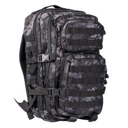 Mil-Tec Rucksack US Assault Pack II 36 Liter mandra night