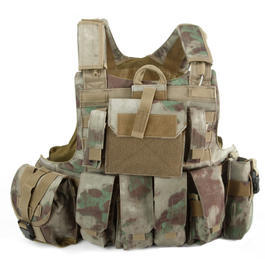 101 INC. Raptor Tactical Vest ICC FG