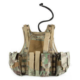 101 INC. Titan Tactical Vest ICC FG