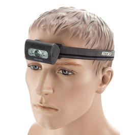 Kopflampe - Nextorch LED-Kopflampe TrekStar 140 Lumen schwarz
