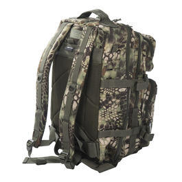 Mil-Tec Rucksack US Assault Laser-Cut 36L Mandra Wood