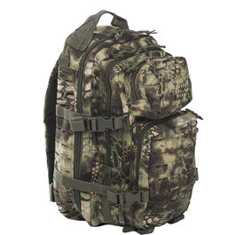 Mil-Tec Rucksack US Assault SM Laser-Cut Mandra Wood 20L