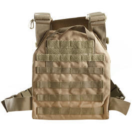 Condor Sentry Plate Carrier coyote