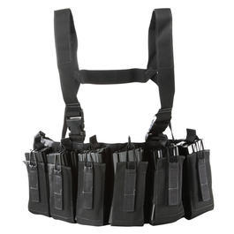 Condor Barrage Chest Rig schwarz