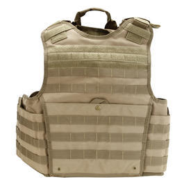 Condor Exo Plate Carrier L/XL Tan