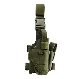 101 INC. Adjustable Holster oliv