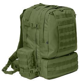 Rucksäcke - Brandit US 3-Day-Pack Rucksack 50 Liter oliv