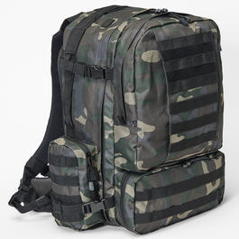 Brandit US 3-Day-Pack Rucksack 50 Liter darkcamo