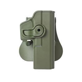 Armee Shop - IMI Defense Level 2 Holster Kunststoff Paddle für G 17/22/28/21/34 OD