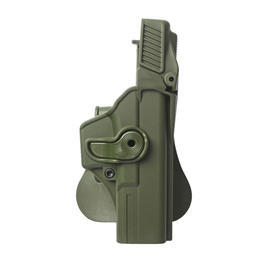 IMI Defense Level 3 Holster Kunststoff Paddle für G17/22/31 OD