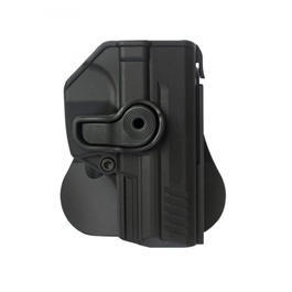 IMI Defense Level 2 Holster Kunststoff Paddle f�r H&K P30 schwarz