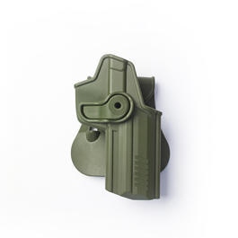IMI Defense Level 2 Holster Kunststoff Paddle für H&K 45/45C OD