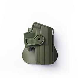 IMI Defense Level 2 Holster Kunststoff Paddle für H&K USP Compact OD