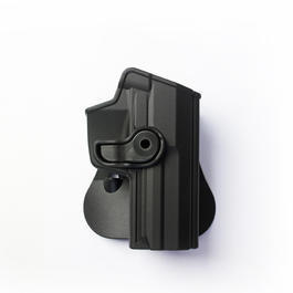 IMI Defense Level 2 Holster Kunststoff Paddle für H&K USP .45 schwarz