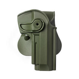 IMI Defense Level 2 Holster Kunststoff Paddle für PT 92 Modelle OD