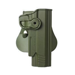 IMI Defense Level 2 Holster Kunststoff Paddle für 1911 Modelle mit Rail OD