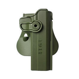 Blowback - IMI Defense Level 2 Holster Kunststoff Paddle für 1911 Modelle OD