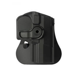 IMI Defense Level 2 Holster Kunststoff Paddle für Walther P99 schwarz