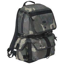 Brandit Rucksack North Trail Backpack dark camo