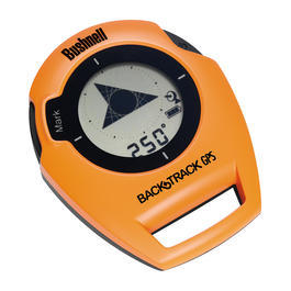 Bushnell Back Track GPS orange schwarz