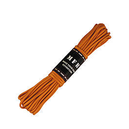 MFH Fallschirmleine 50 FT Nylon orange