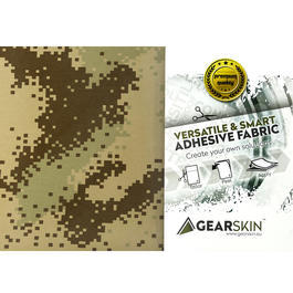 Gearskin Tarnfolie Gr. Regular Digital Desert V1
