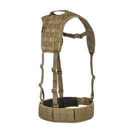 TT Basic Harness coyote brown