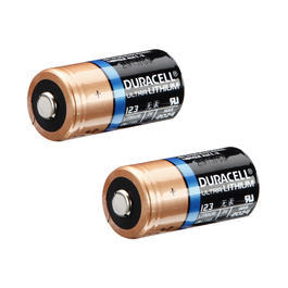 Duracell Ultra Lithium Batterie CR123A 3V 2er Pack