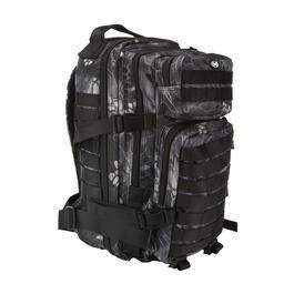 MFH US Rucksack Assault I snake black