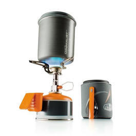 GSI Outdoors Gaskocher Set Minimalist Complete Solution