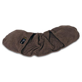 Mountain Paws Hundehandtuch Muddy Glove braun