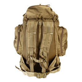 Defcon 5 Tactical Assault Rucksack Hydro 50L coyote tan