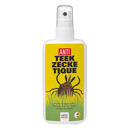 Care Plus Anti-Zecken Spray nat�rliches Schutzmittel