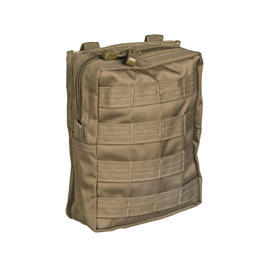Mil-Tec Molle Belt Pouch LG Dark Coyote