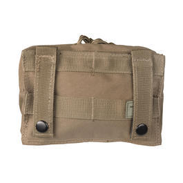 Mil-Tec Molle Belt Pouch SM Dark Coyote