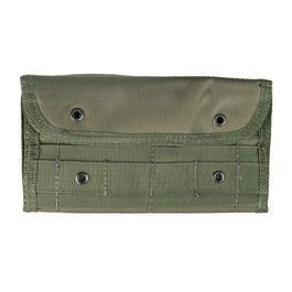 Bundeswehrartikel - Mil-Tec Brieftasche Wallet Pouch Molle Oliv