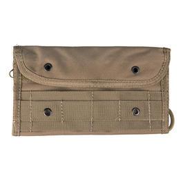 Armee Shop - Mil-Tec Brieftasche Wallet Pouch Molle Dark Coyote