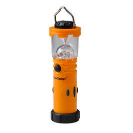 Ace Camp LED-Taschenlampe 20 Lumen orange/schwarz
