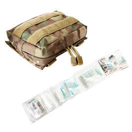 Mil-Tec First Aid Set Leina Pro 25-tlg. multitarn