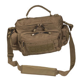 Mil-Tec Tactical Paracord Bag Small dark coyote
